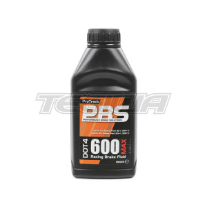 PBS ProTrack DOT4 Racing Brake Fluid 600 MAX 500ML