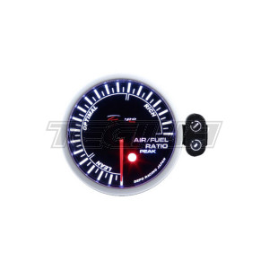 DEPO RACING PK-WA 52MM LED AIR FUEL RATIO AFR GAUGE LED DISPLAY WITH PEAK/CONTROL BOX