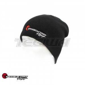 "SPEEDFACTORY RACING 8"" EMBROIDERED LOGO BEANIE"