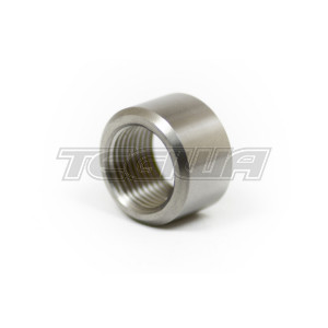 TEGIWA STAINLESS STEEL WELD-ON O2 BOSS