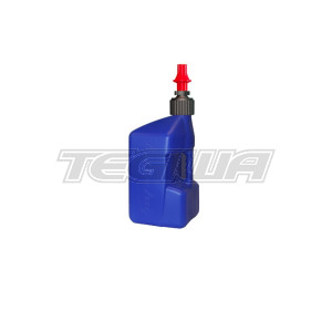 TEGIWA 20 LITRE TUFF JUG - BLUE/RED DRY BREAK CAP