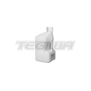 TEGIWA 20 LITRE TUFF JUG - WHITE NORMAL CAP