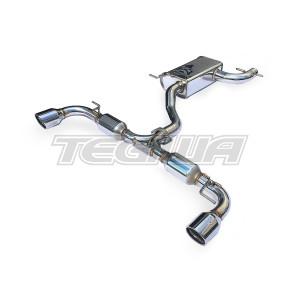 Invidia Q300 Cat-Back Exhaust Volkswagen Golf MK6 Gti 2.0 TFSI