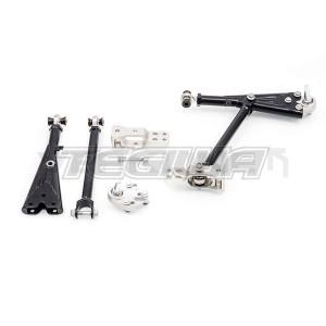 Verkline Adjustable Tubular Front Race Wishbones Audi TT TTS TTRS 8J/RS3 S3 A3 8P/VW Golf MK5 MK6 Sirocco/Seat Leon