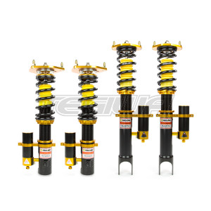 YELLOW SPEED RACING YSR CLUB PERFORMANCE COILOVERS MERCEDES BENZ E-CLASS W210 95-02