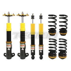 YELLOW SPEED RACING DYNAMIC PRO SPORT COILOVERS MERCEDES BENZ 190-SERIES W201