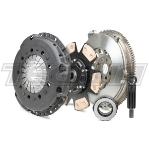RPC STAGE 3 CLUTCH & LIGHTWEIGHT CHROMOLY FLYWHEEL BMW E46 M3 (6SPD)