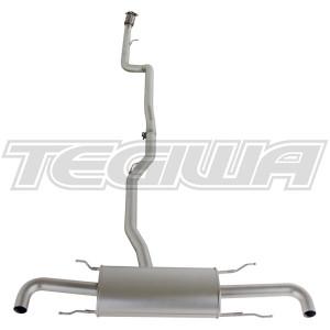Remus Exhaust System Alfa Romeo Stelvio Type 949 2.0 Turbo Multiair 17-