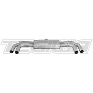 Remus Exhaust System Audi A3 8V7 Cabriolet 1.4 TFSI 12-