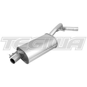 Remus Exhaust System Audi A3 8L 1.6 96-03
