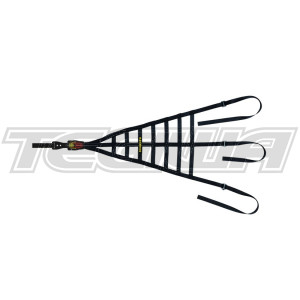 SCHROTH DRIVER/INTERIOR NET 25MM DOUBLE TAKE RELEASE - Right Side