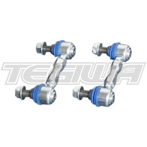 HARDRACE ADJUSTABLE UNIVERSAL DROP LINKS  12MM ROD ENDS - 104-130MM