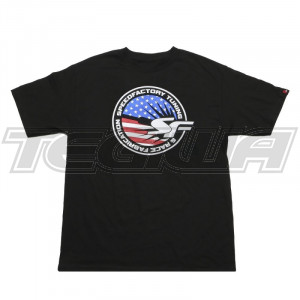 SPEEDFACTORY RACING USA LOGO T-SHIRT
