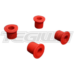 HARDRACE HARDENED REAR LOWER SPRING BUSHES FORD RANGER 11-