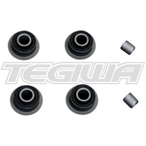 HARDRACE HARDENED FRONT LCA FRONT RUBBER BUSH 6PC SET MERCEDES A-CLASS W176