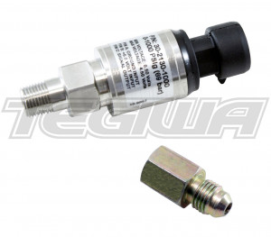 "AEM 1000 PSIg Stainless Sensor Kit Stainless Steel Sensor Body 1/8"" NPT"