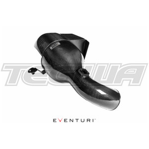 EVENTURI CARBON INTAKE KIT BMW B58 M140I, M240I, M340I - BLACK CARBON INTAKE