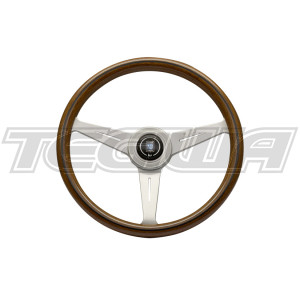 NARDI ND CLASSIC WOOD STEERING WHEEL 360MM