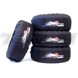 HKS Tire Tote Wheel Bag Storage Protectors - Set of 4
