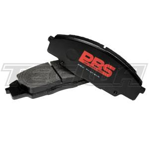 PBS PRORACE FRONT BRAKE PADS BREMBO 4 POT CALIPER RENUALT CLIO V6 MK1 FORD FOCUS RS 02-04 SEAT LEON MK1 MK2 CUPRA FERRARI F430 360CH
