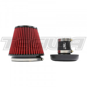 "BLOX VELOCITY STACK AIR INTAKE KIT 2.5"" 3"" 3.5"" 4"""