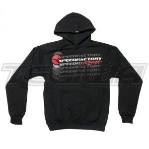 SPEEDFACTORY RACING FADED HOODIE