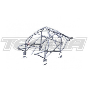 SAFETY DEVICES WELD IN ROLL CAGE B029 BMW E46 COUPE 99-06 FIA/MSA APPROVED