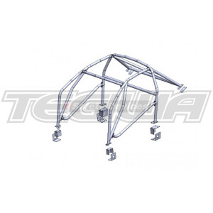 SAFETY DEVICES MULTI POINT BOLT-IN ROLL CAGE B046 BMW 3 SERIES E92 COUPE 07-13 MSA APPROVED