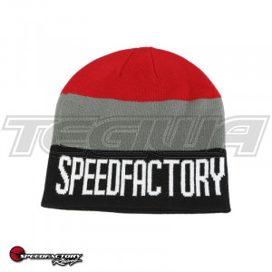 SPEEDFACTORY RACING THREE COLORED BEANIE