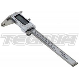 BG Racing Stainless Steel 150mm Digital Caliper/Vernier With Case