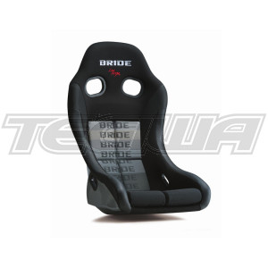 BRIDE ZIEG IV WIDE Fixed Back Bucket Seat - FIA Approved