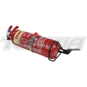 KAP INDUSTRIES FIRE EXTINGUISHER BRACKET FORD FOCUS ST225 MK2