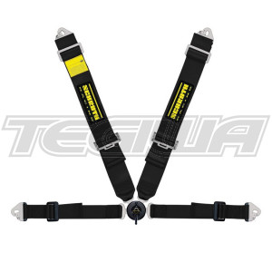 SCHROTH CLUBMAN II ASM 4 POINT HARNESS