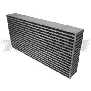 CSF HIGH PERFORMANCE BAR & PLATE INTERCOOLER CORE 25X12X3.5