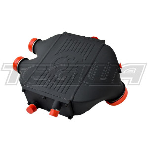 CSF BMW F8X M3/M4 - TOP MOUNT CHARGE-AIR-COOLER CRINKLE BLACK