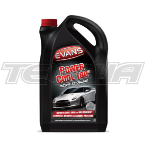 EVANS POWER COOL 180 COOLANT 5 LITRE