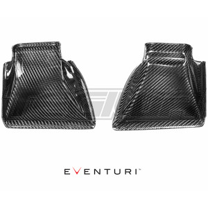 EVENTURI CARBON SCOOP SET BMW F1X M6