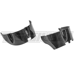 EVENTURI BMW F90 M5 BLACK CARBON INTAKE SHROUDS ONLY