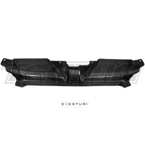 EVENTURI BLACK CARBON FACELIFT SLAM PANEL COVER AUDI B8 RS5