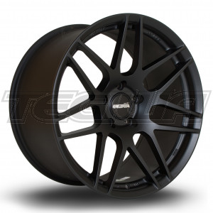 ROTA FF02 ALLOY WHEEL 19 X 10 5X120 ET37 741 FLAT BLACK