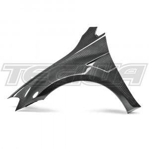 Seibon Carbon Fibre Wide Wings Volkswagen Golf/GTI/R MK7 15-17