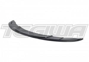 Seibon TT-Style Carbon Fibre Front Lip BMW E82 1M Coupe 11-12