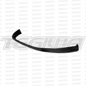 Seibon TT-Style Carbon Fibre Front Lip Volkswagen Golf 5K MK6 10-14