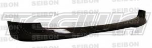 Seibon TA-Style Carbon Fibre Front Lip BMW E46 3 Series Coupe 00-03