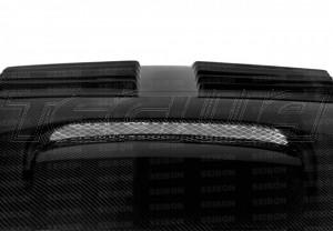 Seibon GT-Style Carbon Fibre Bonnet Dodge Neon SRT-4 03-05