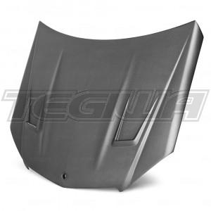 Seibon GT-Style Dry Carbon Bonnet Mercedes-Benz C63 AMG 08-11