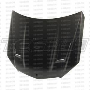 Seibon GT-Style Carbon Fibre Bonnet Mercedes-Benz AMG C 63 08-11