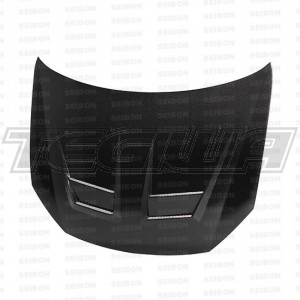 Seibon DV-Style Carbon Fibre Bonnet Volkswagen Golf/GTI/R 5K MK6 10-14 (Shaved)