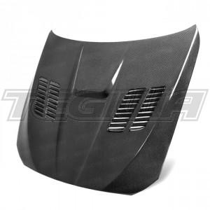Seibon GTR-Style Carbon Fibre Bonnet F10 5 Series/M5 11-16