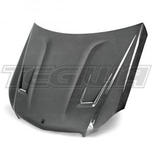 Seibon GT-Style Carbon Fibre Bonnet Mercedes-Benz C-Class (Not C-63) 12-14
